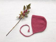 Capota Knitting For Kids, Baby Knitting, Crochet Baby, Inspiration For Kids, Newborn Outfits, Knitted Hats, Drop Earrings, Sewing, Children