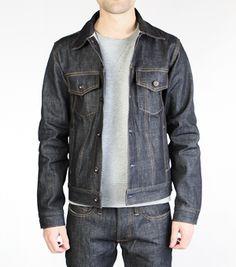 Tellason Denim | 12.5 oz. Denim Jacket