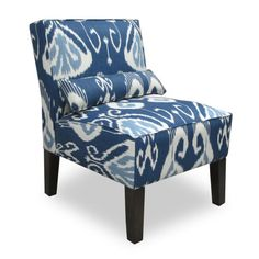Find it at the Foundary - Bansuri Iris Accent Chair