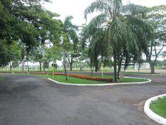 3 Canteiro Central - Campus - Faculdade de Odontologia de Araçatuba - UNESP
