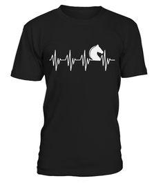 Cool Horse-Heartbeat Shirt!  #gift #idea #shirt #image #horselovershirt #llovehorse
