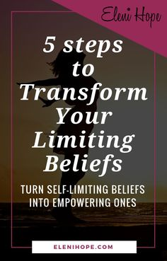 How Do You Transform Your Limiting Beliefs? It starts with awareness. Remember, beliefs are not facts. They are just opinions based on your past experiences and perceptions of the world. Here are five steps to help you start transforming your self-limitin Life Coaching Tools, Coaching Quotes, Teamwork Quotes, Leader Quotes, Leadership Quotes, Self Confidence Tips, Confidence Building, Life Coach Quotes, Life Quotes
