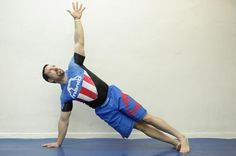 10 Pushup Variations for a Stronger Body Slideshow   LIVESTRONG.COM - Warrior Pushups