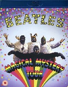 The Beatles Magical Mystery Tour [Blu-ray] DVD