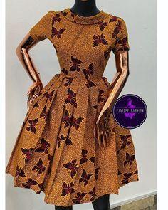 african fashion ankara 2020 Fashionable Ankara Dress Styles For Ladies latest ankara styles styles pictures,trendy ankara styles ank African Dresses For Kids, African Fashion Ankara, Latest African Fashion Dresses, African Dresses For Women, African Print Dresses, African Print Fashion, African Attire, Africa Fashion, Dress Fashion