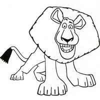 лев добрый