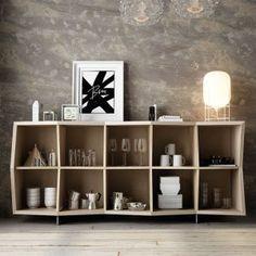 Aparadores de Diseño © Modernos y Clásicos【 100% CALIDAD 】 Color Mate, Modern Furniture Online, Beige Color, Adjustable Shelving, Sideboard, Storage Spaces, Buffet, Shelves, Dining