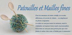 Patouilles & Mailles fines: Moufles renard