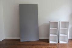 IKEA HACK: DIY Desk Under $60   Pretty Providence
