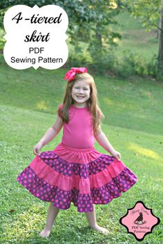 Whimsy Couture Sewing Pattern Tutorial ebook  by whimsycouture, $8.00 up to Size 14!! FOR LILY