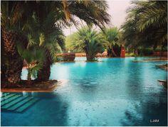 Hôtel La Palmeraie #Marrakech #Maroc #ClubMed