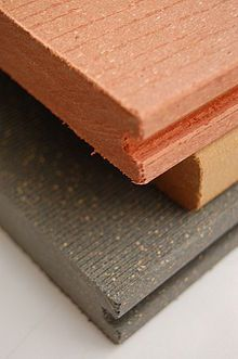 Wood-plastic composite - Wikipedia