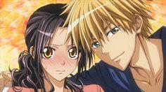 kaichou wa maid sama MIsaki and Usui Best Romantic Anime Series, Best Romance Anime, Romantic Anime List, Romance Manga, Anime Shojo, Manga Anime, Noragami Anime, Anime Kiss, Manga Girl