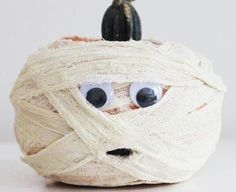 See how to make 5 scary-easy no carve monster pumpkins!