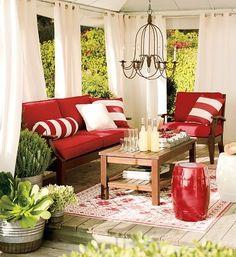 Sun porch inspiration