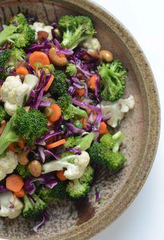 Sweet & Tangy Broccoli Salad   Fresh Tart (Paleo, AIP-friendly)