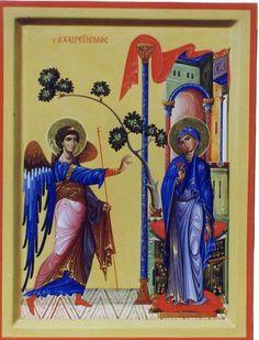 Фотография Byzantine Icons, Art Icon, Orthodox Icons, Holi, Baseball Cards, Angels, Painting, Arch, Party