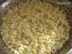 Gnocchi as a side dish - Recipe for every cook, many recipes for pe . - Gnocchi as a side dish – Recipe for every cook, many recipes for baking and cooking. Recipes for - Slovak Recipes, Czech Recipes, Baking Recipes, Snack Recipes, Healthy Recipes, Food N, Food And Drink, Side Dish Recipes, Side Dishes