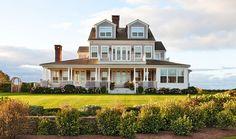 Custom Nantucket Home Building on Nantucket MA by J. Brown Builders