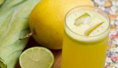 Suco de Maracujá com Couve