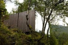 Jungle Architecture: The Lofted Forest Home by Rover Harvey Oshatz Inspired by Music