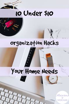 These organization tips are THE BEST! I'm so glad I found these home hacks and organization ideas! Now I have some great organization ideas for my home! #Macarons&Mochas #OrganizationIdeas House Cleaning Tips, Cleaning Hacks, Macarons, Home Hacks, Organization Hacks, Clean House, Macaroons, Household Cleaning Tips