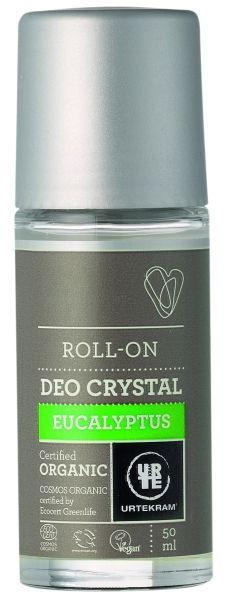 Kristallideodorantti, roll on, Eukalyptus