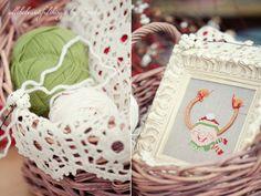 adorable cross stitch!