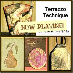 Jammie Class: Terrazzo Technique