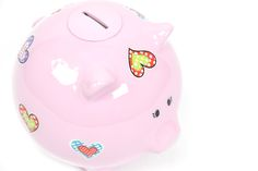 Piggy Bank Rosa   A Loja do Gato Preto   #alojadogatopreto   #shoponline   referência 72928090