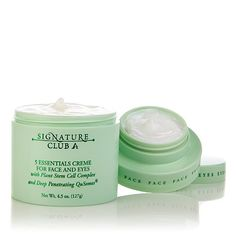Shop Signature Club A by Adrienne 5 Essentials Creme with Plant Stem Cell, read customer reviews and more at HSN.com.
