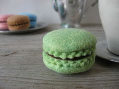 NEW Tea Time Macaroons