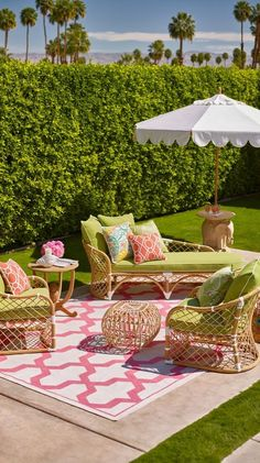 Stylish Patio Umbrellas For 2019
