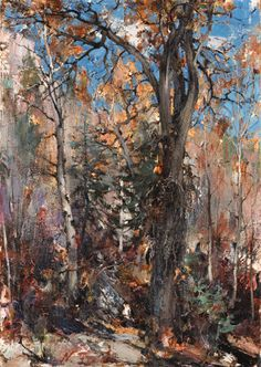 Art landscape and architecture on pinterest kim for Nicolai fechin paintings for sale