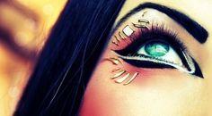 Sydìmian - Egyptian eye makeup