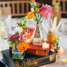 Looking for an unforgettable wedding theme for the big day? We love these examples from real weddings! Photo by Babb Photo.