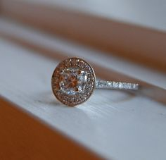 I don't generally care about rings and such, but this is gorgeous!