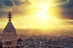 Paris Sunshine