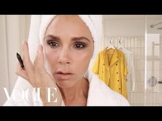 Victoria Beckham's 5-Minute Makeup Routine Is Mesmerizing to Watch | Brit + Co