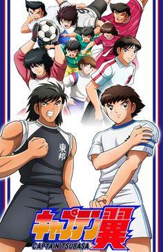 Captain Tsubasa unveils poster for the Middle School anime arc Captain Tsubasa, Oliver E Benji, Anime Horoscope, Anime Boy Hair, Conan Movie, Anime Reccomendations, New Champion, Haikyuu Fanart, Girls World