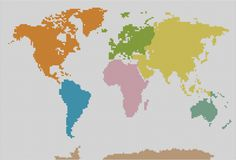 Pin by jason tang on pdf pinterest vector background globe and counted cross stitch pattern world map globe map by dueamici gumiabroncs Gallery