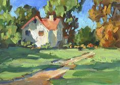 TOM BROWN FINE ART: March 2010