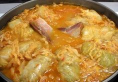 Croatian Sarmas, for holidays. http://www.sbs.com.au/food/recipe/123/Branka-s-sarma-(cabbage-rolls)/
