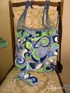 Facebook handbag