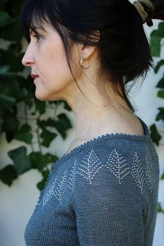 Ravelry: Frost at Midnight pattern by Kate Davies