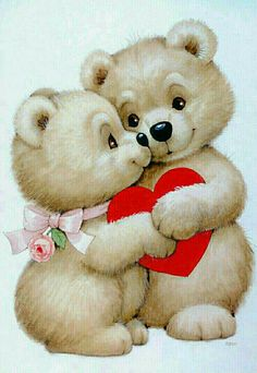Luv u. my fighter man - Salvabrani Cute Teddy Bear Pics, Teddy Bear Hug, Teddy Bear Pictures, Cute Bears, I Love You Pictures, Love You Gif, Beautiful Love Pictures, Love You Images, Love Smiley