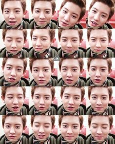 Chanyeol. THIS IS SO CUTE *O*// Why is he so adorable?~