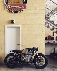 OVERBOLD MOTOR CO. — In love with this beauty… #crd83 by...