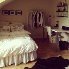 Small bedroom space #home #interior