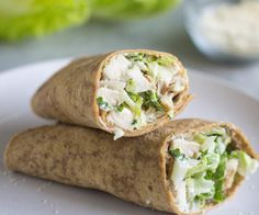 For an easy, protein-packed lunch, pack a Grilled Chicken Caesar Wrap! Rediscover all your favorite Caesar Salad flavors in sandwich form.
